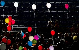 The balloons. 2013